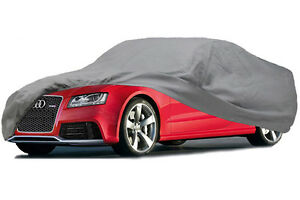 3 Layer Car Cover For Volkswagen Vw Fox 87 91 92 93