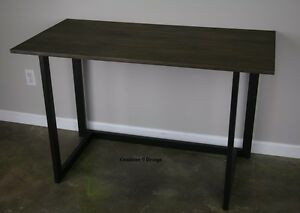 Desk Urban modern Reclaimed Wood Avail Minimalist Custom Configurations