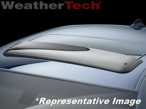 Weathertech No Drill Sunroof Wind Deflector Chrysler 300 2005 2010