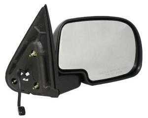 New Right Door Mirror Fits Chevrolet Silverado 1500 2500 3500 Hd 1999 2002 Power