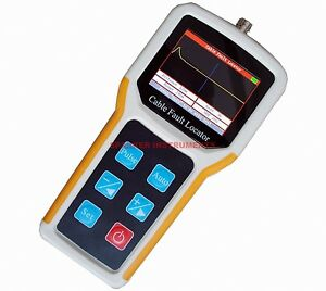 Tl260 Cable Fault Locator Est Telephone Cable Break Tester Meter Fault Waveform