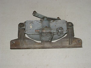Vintage Trico Vacuum Wiper Motor Ford Chevy Willys Pontiac Oldsmobile Buick
