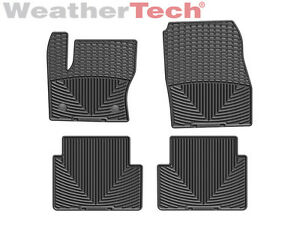 Weathertech All weather Floor Mats For Ford Escape 2013 2019 1st 2nd Row Black