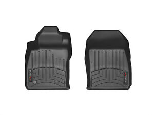 Weathertech Floor Mats Floorliner For Ford Fiesta 2011 2019 1st Row Black