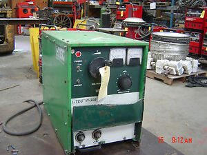 L tec Vi 300 Welding Power Supply
