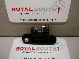 Toyota Corolla Right Front Outside Door Handle Genuine Oem Oe