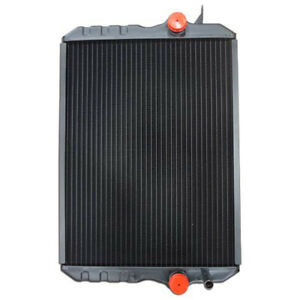 Re63188 Tractor Radiator Fits John Deere 4700 4710 4890 4895 7600 7610 7710