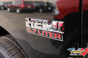 Dodge Ram Jeep 5 7 Liter Hemi Logo Decal Emblem Nameplate Badge Mopar Oem