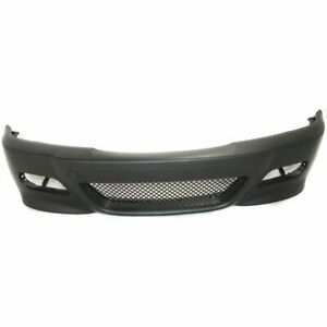 Front Bumper Cover For 2001 2005 Bmw 325xi M3 Style Sedan W Tow Bracket Grille