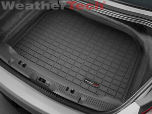 Weathertech Cargo Liner Trunk Mat For Ford Taurus 2010 2019 Lincoln Mks Black