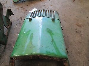 4010 John Deere Front Nose Screen Item 1899