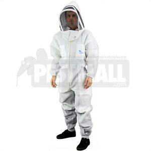 Vented Bee Suit eco keeper Premium Professional Beekeeping Suit Large Size