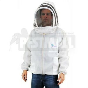 Vented Bee Jacket eco keeper Premium Professional Beekeeping Suit xlarge Size