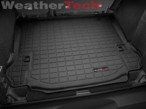 Weathertech Cargo Liner For Jeep Wrangler Unlimited 2011 2014 B