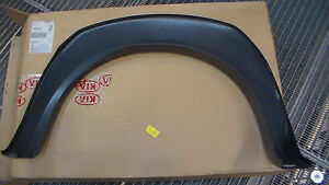 2005 2008 Kia Sportage Fender Flare Front Passenger Oem Up050 ay162 Right Side