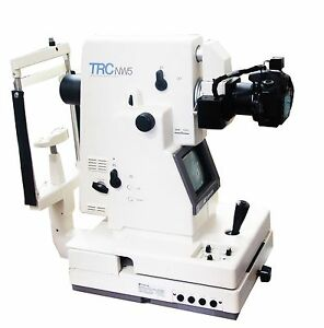 Digital Upgrade Kit For Topcon Trc nw5 Fundus Retinal Camera
