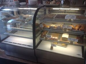 Bakery Cold Display Case