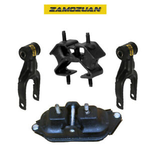 Engine Motor Trans Mount 4pcs Hydraulic For 2006 2008 Chevrolet Impala 3 5l
