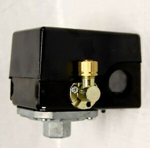 Furnas Hubbell 69jf7ly Pressure Switch 95 125 Psi Air Compressor Part