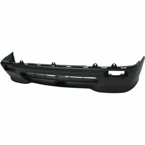 Front Lower Bumper Cover For 1992 1993 Geo Metro Convertible Primed Plastic