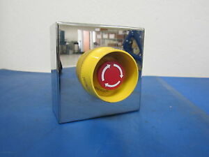 Dicar 99 57283 01 Emergency Shut Off Switch And Panel Great Deal