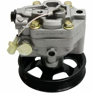 New Power Steering Pump W Pulley For Subaru Impreza 2005 2004 2003