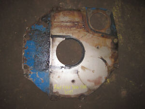 Ford 2000 3000 4000 Tractor Engine Plate