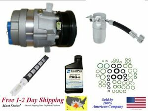 New A C Ac Compressor Kit For 1998 2002 Camaro 3 8l Only