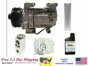 2004 2005 Mazda 3 New A c Ac Compressor Kit fits Models Sp23 I And S Only