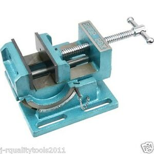 4 Inch Small Angle Tilt Tilting Vise For Drill Press