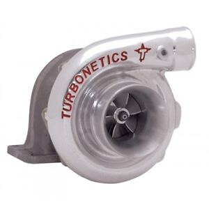Turbonetics Hpc 75 Billet Journal Bearing Turbo T76 Garrett Gt40r Gt42r Pte 7675