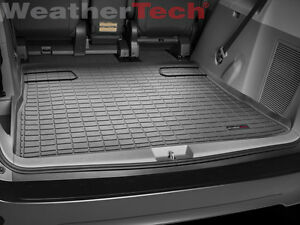 Weathertech Cargo Liner Trunk Mat For Toyota Sienna 2011 2019 Large Black