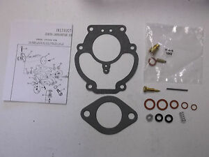 Case 870 930 970 Carburetor Kit W Zenith Carb