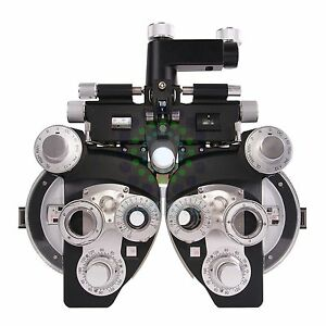 Brand New Manual Refractor Phoropter Optical Phoroptor Optometry