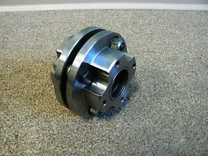 Flexible Shaft Coupling 1 3 8 By 1 3 16 Finished Bore