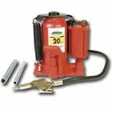 20 Ton 40 000 Lb Heavy Duty Truck Air Over Hydraulic Bottle Jack Wit Warranty