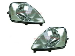 For 2002 2005 Mitsubishi Eclipse Coupe Head Lights Driver Passenger Side Lh rh