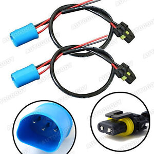 9004 9007 Wire Harness For Hid Ballast To Stock Socket Connector Plug