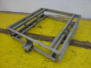 Modern Light Metals Aluminum Pallet Dolly Dolly369 Used 47369