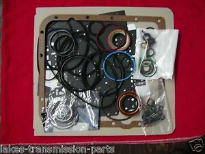 4l60e Overhaul Rebuild Kit1993 96 All Friction Clutches Sealing Rings And Seals