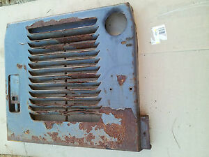 New Holland Skid Steer Door 86630318