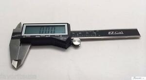 Igaging 4 Digital Electronic Caliper X large Display Gauge Inch fractional