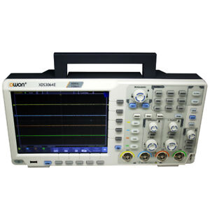 Siglent Sds1102cml Wide screen 7 Tft Oscilloscope Counter100mhz 1gsa s 2m Usb