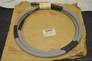 Times Microwave Systems Cables Assembly Ae 10257 P n A55a9030 8 Nib