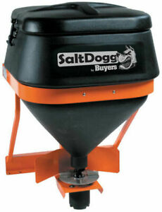 Saltdogg buyers Products Tgs01b 8 Cubic Foot Pickup Salt Spreader