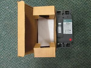 Ge Teb122030wl 30a 2p 240vac Circuit Breaker New Surplus