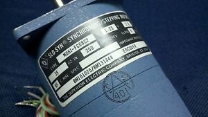 Superior Electric Slo syn Synchronous Stepping Motor encoder M061 New
