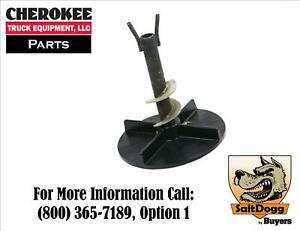 Saltdogg buyers Products 0208000a Spinner Auger Assembly