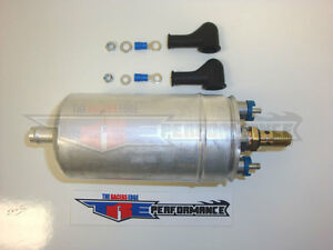 255lph External Inline Universal High Pressure Flow Hp In line Fuel Pump Tre 200