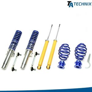 2 Way Adjustable Coilover Suspension Kit For Bmw 3 Series E46 Sway Bar Links